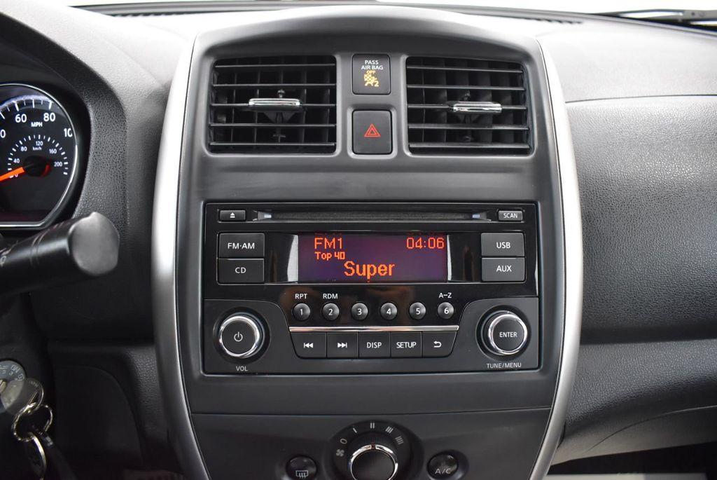 2016 Nissan Versa 4dr Sedan CVT 1.6 SV - 18359551 - 20