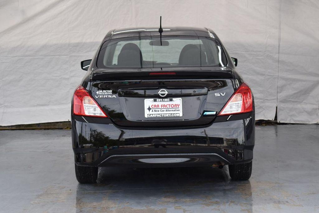 2016 Nissan Versa 4dr Sedan CVT 1.6 SV - 18359551 - 7
