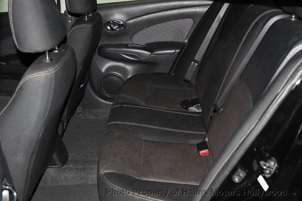 2016 Nissan Versa 4dr Sedan CVT 1.6 SV - 17275027 - 17