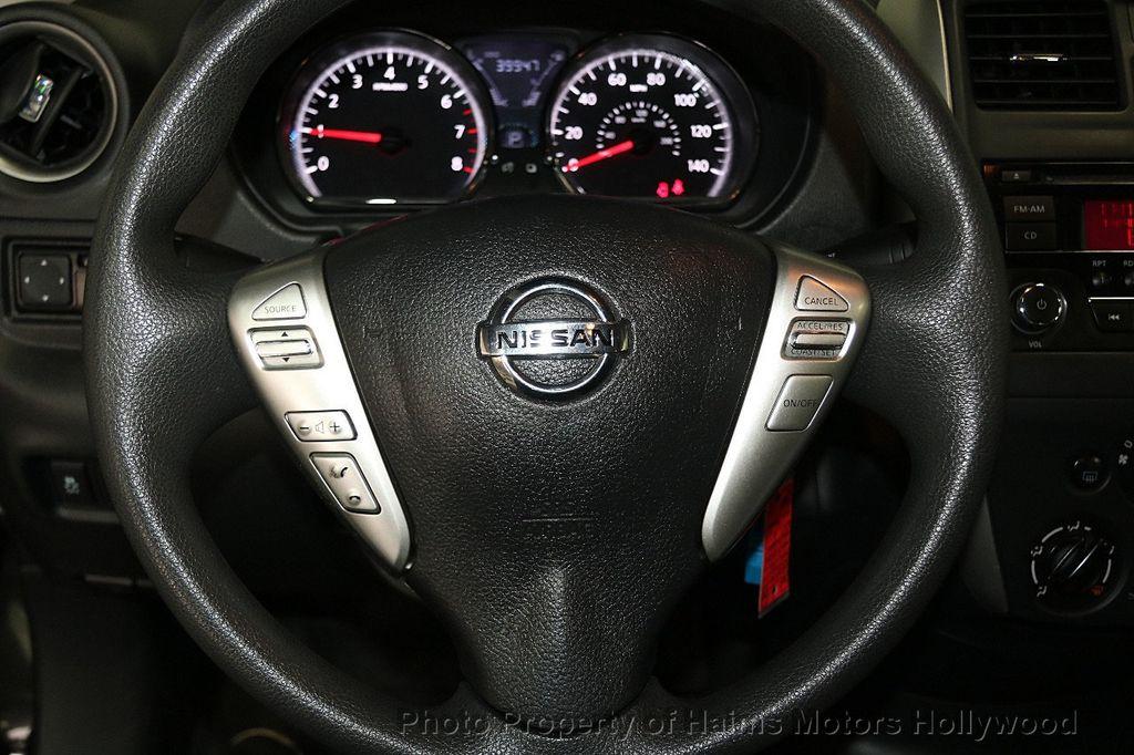 2016 Nissan Versa 4dr Sedan CVT 1.6 SV - 17275027 - 27