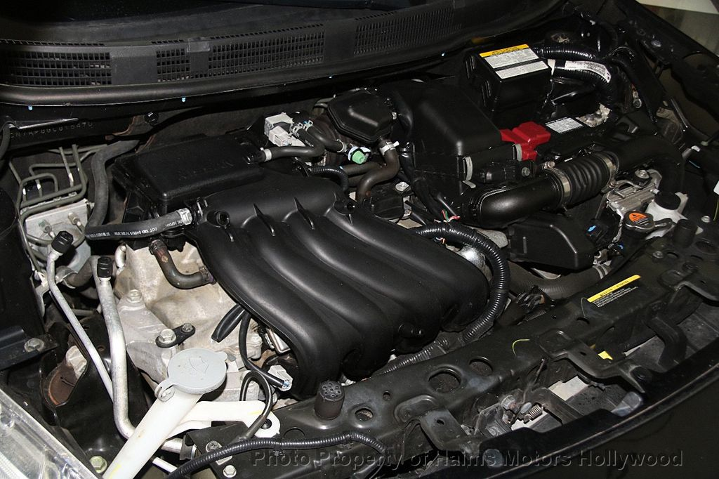 2016 Nissan Versa 4dr Sedan CVT 1.6 SV - 17275027 - 30