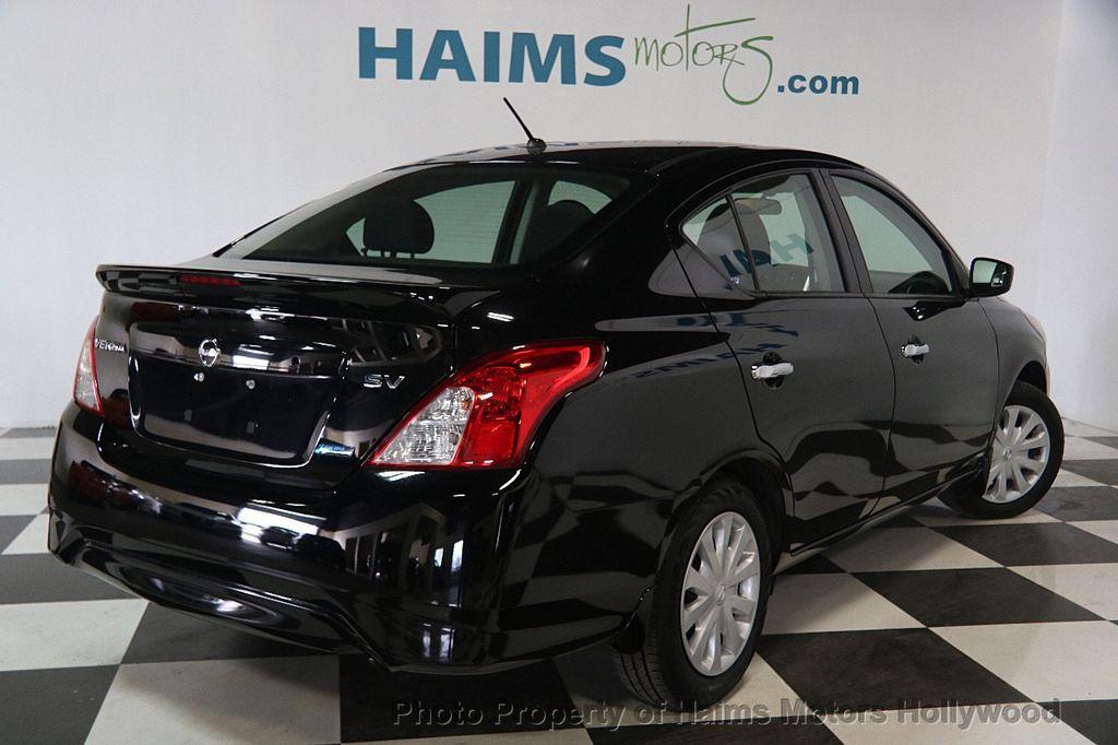 2016 Nissan Versa 4dr Sedan CVT 1.6 SV - 17275027 - 6