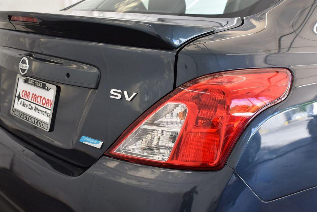 2016 Nissan Versa 4dr Sedan CVT 1.6 SV - 18121010 - 1