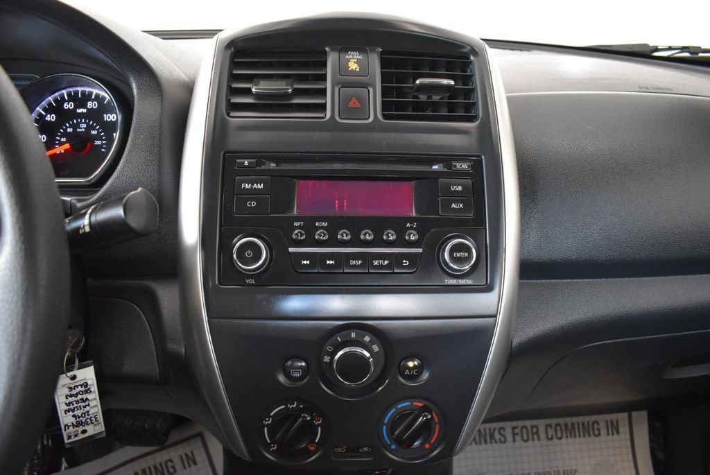 2016 Nissan Versa 4dr Sedan CVT 1.6 SV - 18121010 - 20