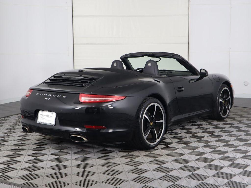 Porsche North Scottsdale >> 2016 Used Porsche 911 2dr Cabriolet Carrera Black Edition ...