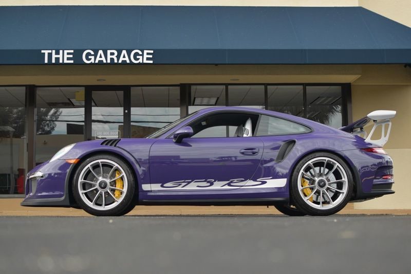 2016 Porsche 911 2dr Coupe GT3 RS - Click to see full-size photo viewer