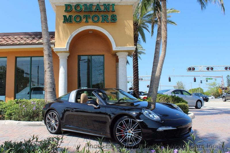 2016 Porsche 911 RARE TARGA 4S! LOADED SPECIAL ORDER CAR w/$152,015 STICKER PRICE - 16867473 - 9