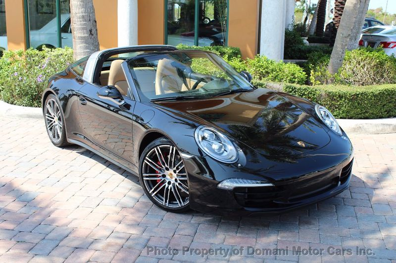 2016 Porsche 911 RARE TARGA 4S! LOADED SPECIAL ORDER CAR w/$152,015 STICKER PRICE - 16867473 - 10