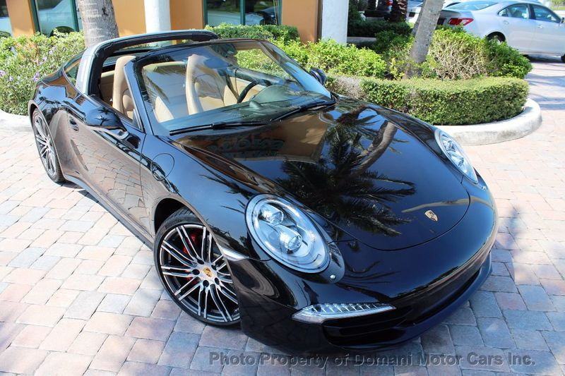 2016 Porsche 911 RARE TARGA 4S! LOADED SPECIAL ORDER CAR w/$152,015 STICKER PRICE - 16867473 - 11