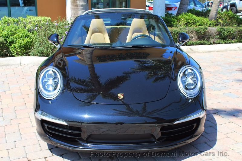 2016 Porsche 911 RARE TARGA 4S! LOADED SPECIAL ORDER CAR w/$152,015 STICKER PRICE - 16867473 - 12