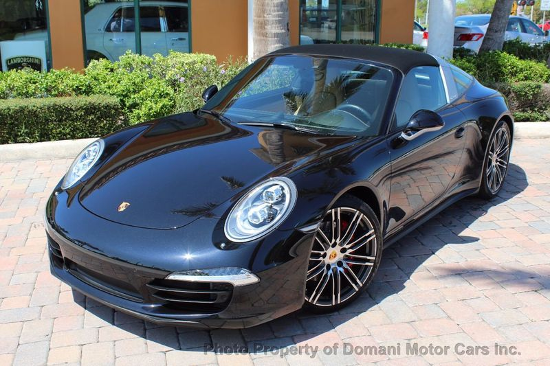 2016 Porsche 911 RARE TARGA 4S! LOADED SPECIAL ORDER CAR w/$152,015 STICKER PRICE - 16867473 - 13