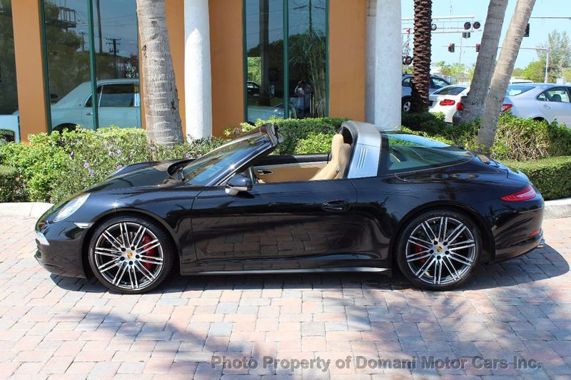 2016 Porsche 911 RARE TARGA 4S! LOADED SPECIAL ORDER CAR w/$152,015 STICKER PRICE - 16867473 - 15