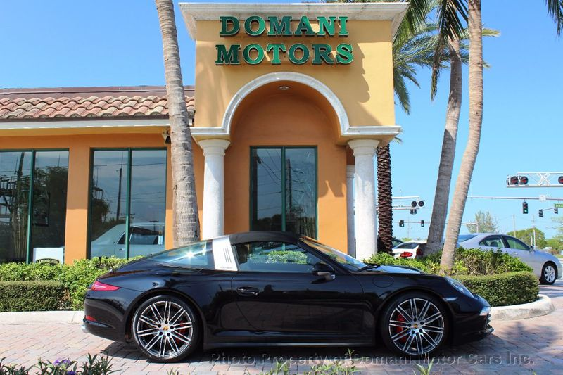 2016 Porsche 911 RARE TARGA 4S! LOADED SPECIAL ORDER CAR w/$152,015 STICKER PRICE - 16867473 - 18