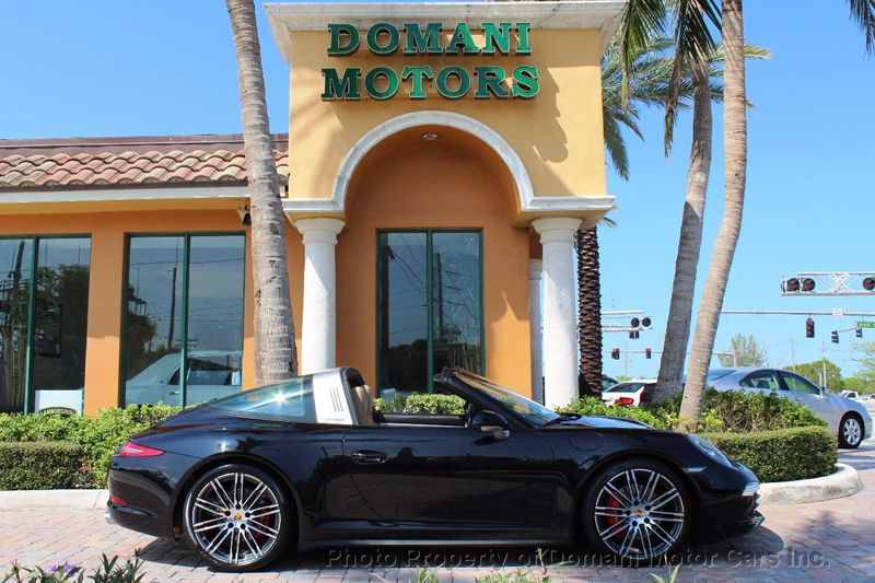 2016 Porsche 911 RARE TARGA 4S! LOADED SPECIAL ORDER CAR w/$152,015 STICKER PRICE - 16867473 - 19