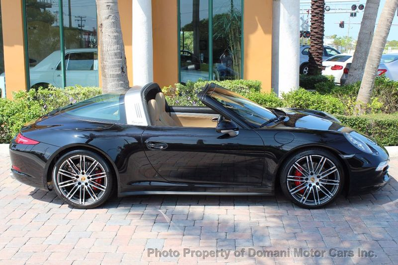2016 Porsche 911 RARE TARGA 4S! LOADED SPECIAL ORDER CAR w/$152,015 STICKER PRICE - 16867473 - 20