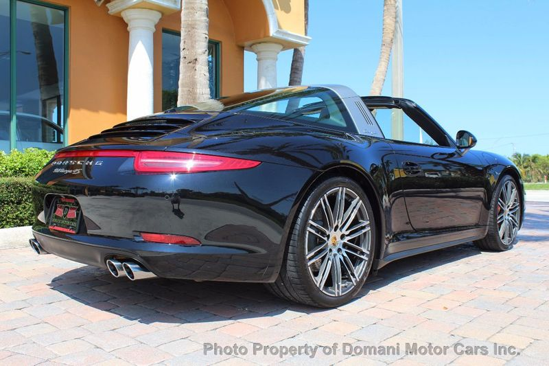 2016 Porsche 911 RARE TARGA 4S! LOADED SPECIAL ORDER CAR w/$152,015 STICKER PRICE - 16867473 - 22