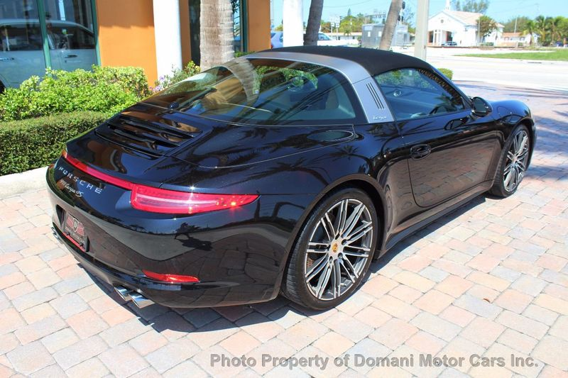 2016 Porsche 911 RARE TARGA 4S! LOADED SPECIAL ORDER CAR w/$152,015 STICKER PRICE - 16867473 - 28