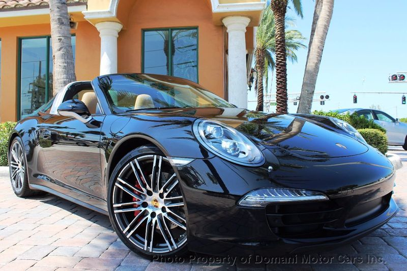 2016 Porsche 911 RARE TARGA 4S! LOADED SPECIAL ORDER CAR w/$152,015 STICKER PRICE - 16867473 - 2