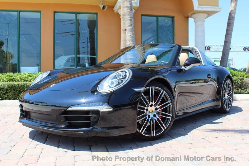 2016 Porsche 911 RARE TARGA 4S! LOADED SPECIAL ORDER CAR w/$152,015 STICKER PRICE - 16867473 - 5