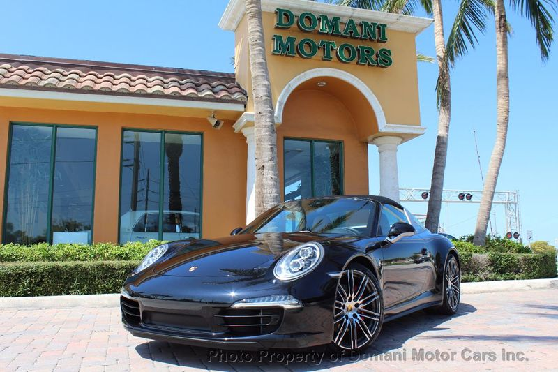 2016 Porsche 911 RARE TARGA 4S! LOADED SPECIAL ORDER CAR w/$152,015 STICKER PRICE - 16867473 - 6
