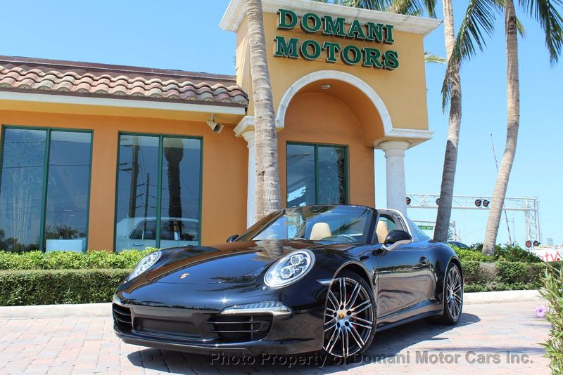2016 Porsche 911 RARE TARGA 4S! LOADED SPECIAL ORDER CAR w/$152,015 STICKER PRICE - 16867473 - 7