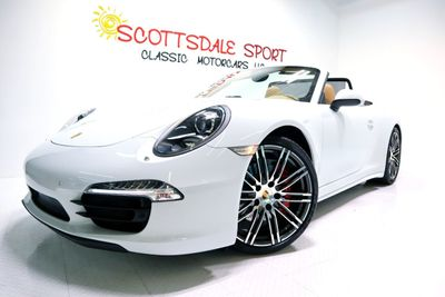 2016 Porsche 911 CARRERA 4S CAB. * ONLY 9K Miles...4S CAB. - Click to see full-size photo viewer