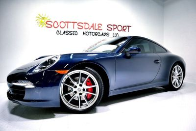 2016 Porsche 911 CARRERA S CPE * ONLY 8K Miles...Active CPO - Click to see full-size photo viewer