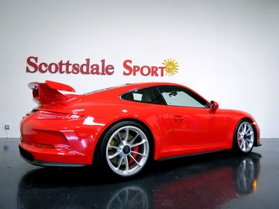 2016 Porsche 911 GT3 * ONLY 5,390 Miles...Rare 2016!! - Click to see full-size photo viewer