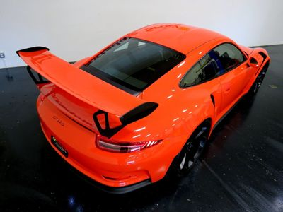 2016 Porsche 911 GT3 RS * ONLY 795 Miles...GT3 RS - Click to see full-size photo viewer