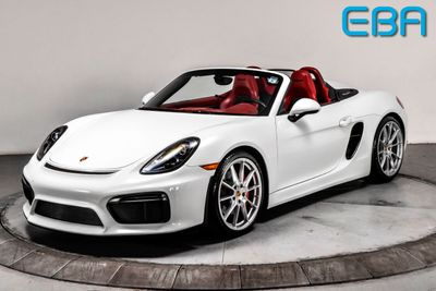 Used Porsche Boxster At Elliott Bay Auto Brokers Serving