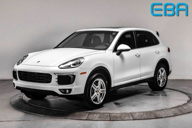 Used Porsche Cayenne At Elliott Bay Auto Brokers Serving