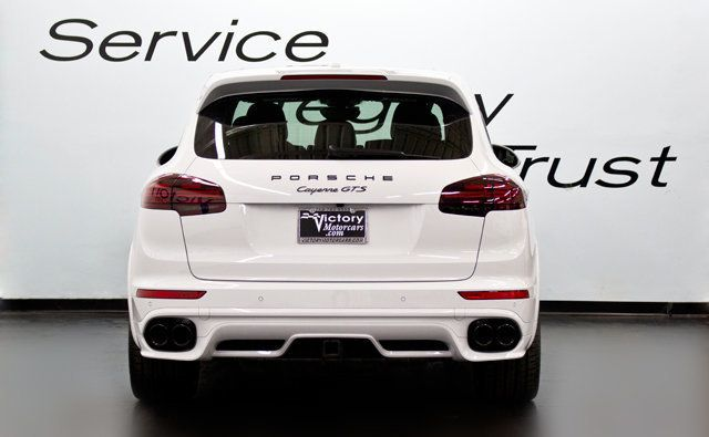 2016 Porsche Cayenne GTS - Click to see full-size photo viewer