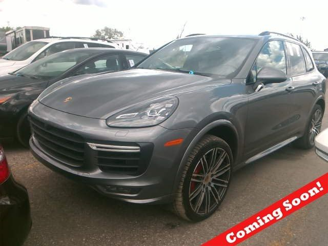 2016 Used Porsche Cayenne Gts At North Coast Auto Mall Serving Bedford Oh Iid 20229597