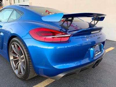 2016 Porsche Cayman 2dr GT4 - Click to see full-size photo viewer