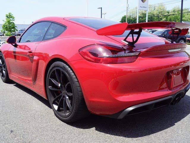 2016 Porsche Cayman 2dr GT4 Coupe for Sale Red Bank, NJ - $95,900 -  Motorcar com