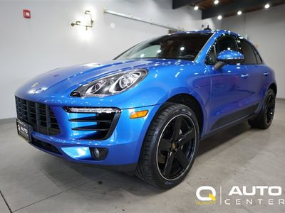 Used Porsche Macan At Quality Auto Center Serving Seattle