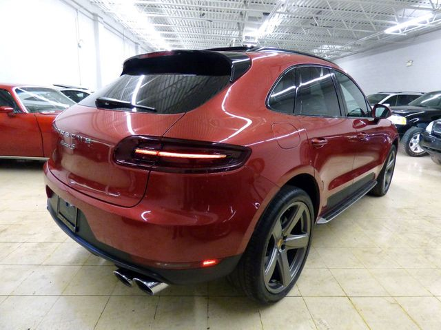 2016 Porsche Macan AWD 4dr S - Click to see full-size photo viewer