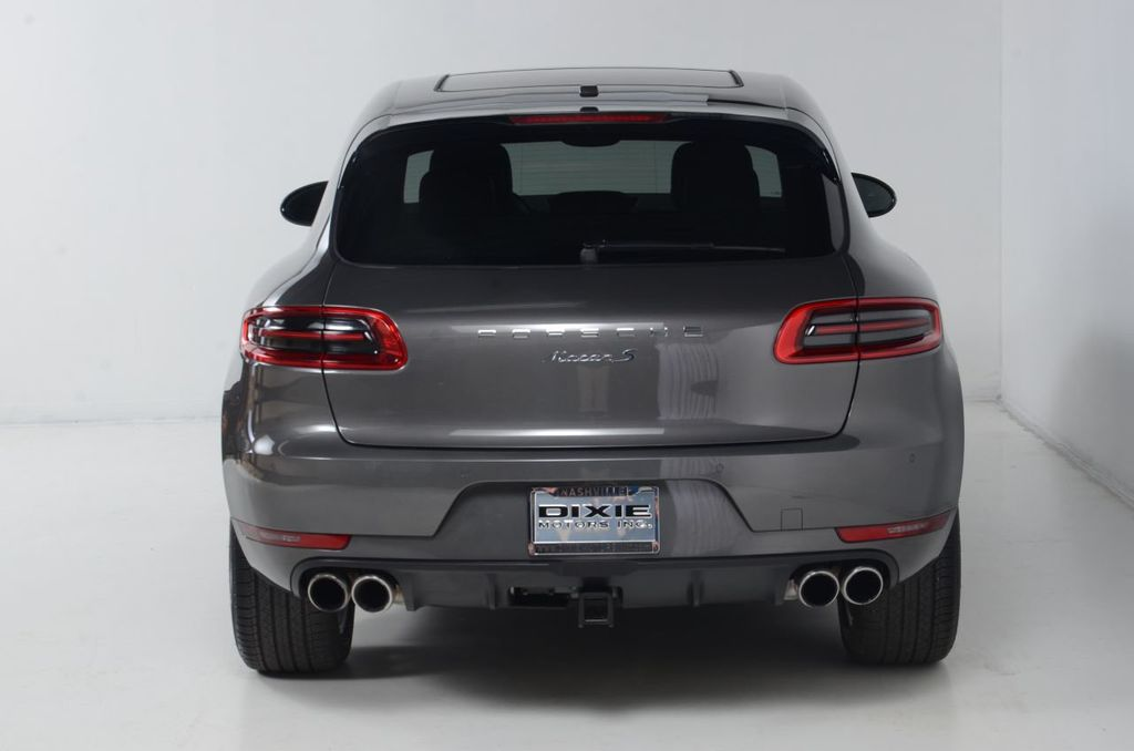 2016 Porsche Macan Bose Sound-Navigation-Power Lift Gate-Rear Vision - 17768142 - 10