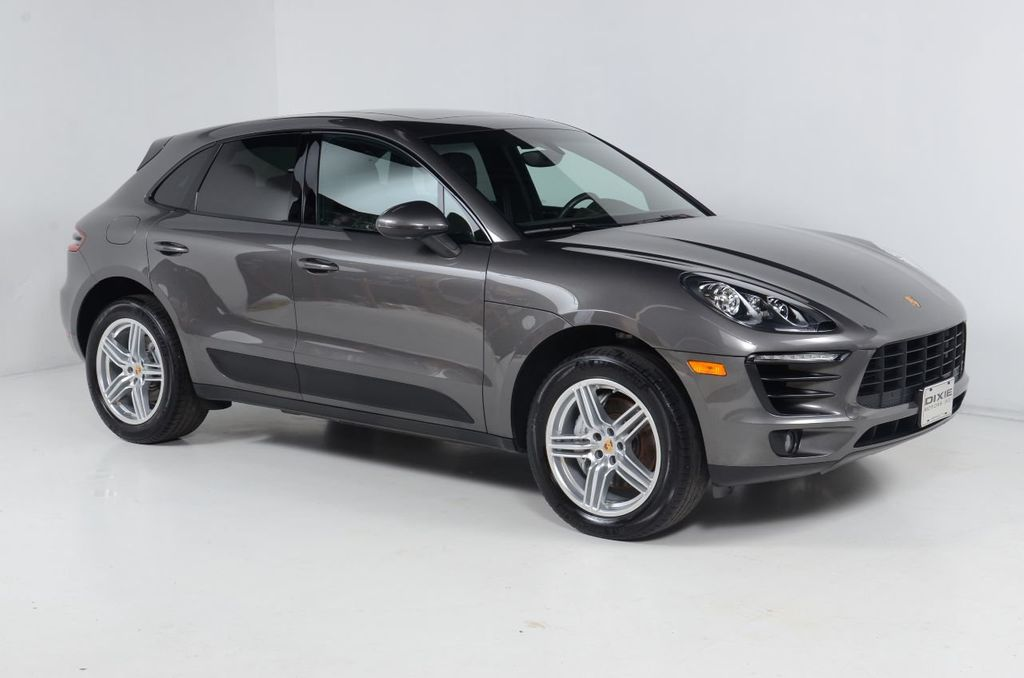 2016 Porsche Macan Bose Sound-Navigation-Power Lift Gate-Rear Vision - 17768142 - 4