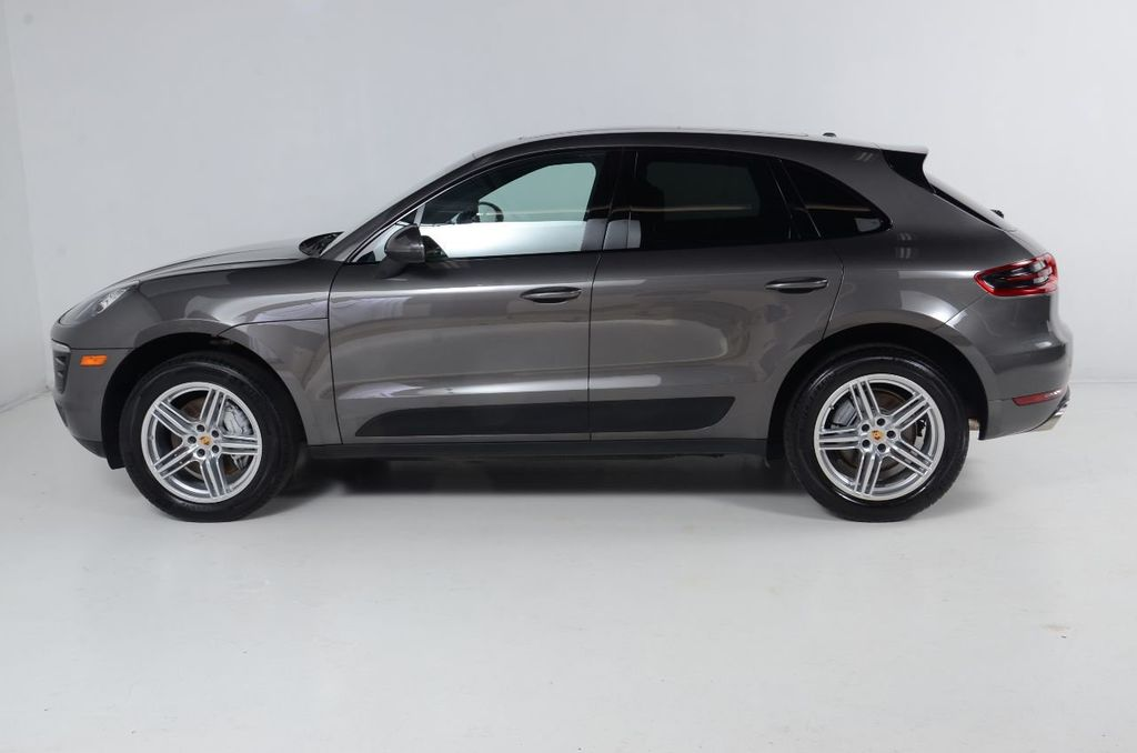 2016 Porsche Macan S Premium Pkg-Bose Sound-Navigation-Power Lift Gate-Rear Vision - 17768142 - 8