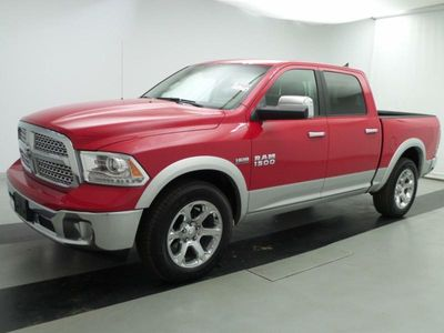 "2016 Ram 1500 4WD Crew Cab 140.5"" Laramie - Click to see full-size photo viewer"