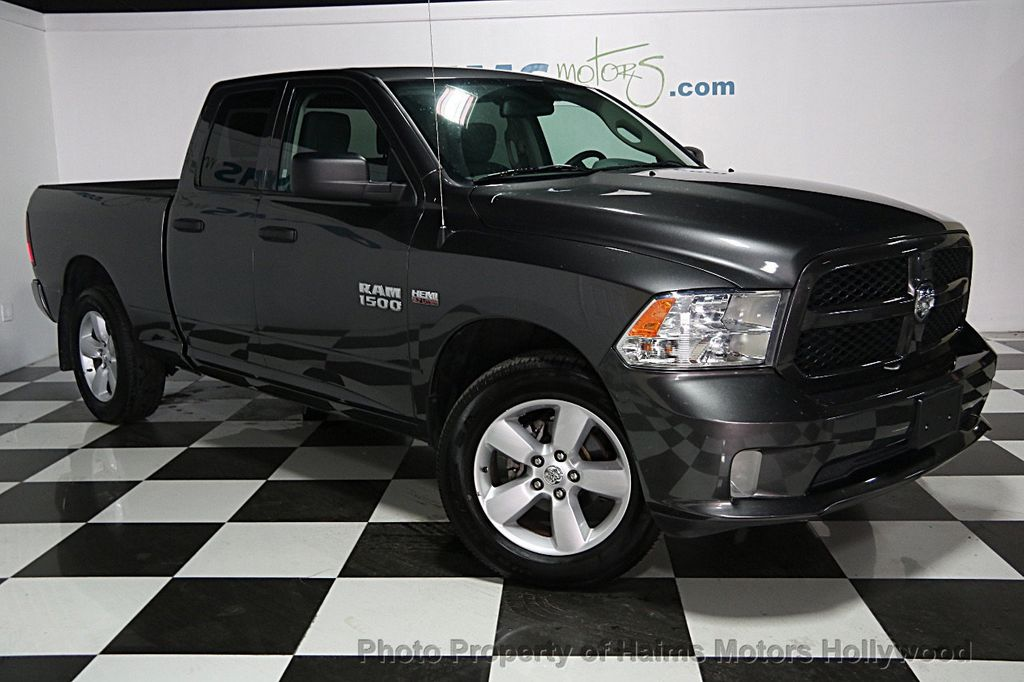 2016 Ram 1500 >> 2016 Used Ram 1500 4wd Crew Cab 140 5 Slt At Haims Motors Serving