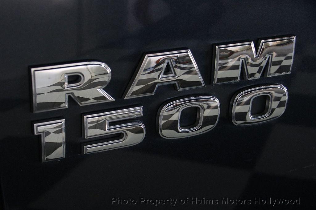 2016 Ram 1500 Big Horn - 17140811 - 9