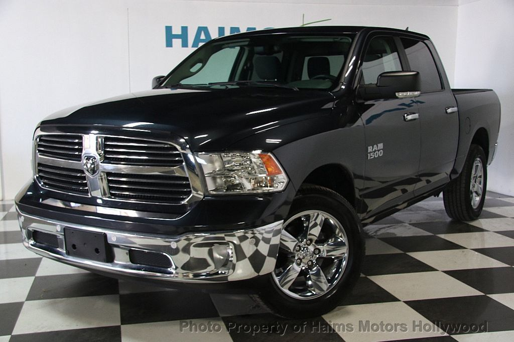 2016 used ram 1500 big horn at haims motors serving fort lauderdale hollywood miami fl iid. Black Bedroom Furniture Sets. Home Design Ideas