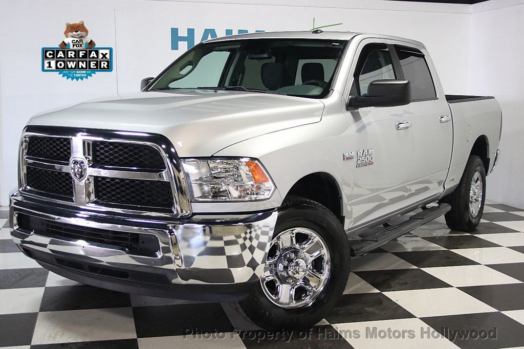 2016 used ram 2500 2wd crew cab 169 slt at haims motors serving fort lauderdale hollywood. Black Bedroom Furniture Sets. Home Design Ideas
