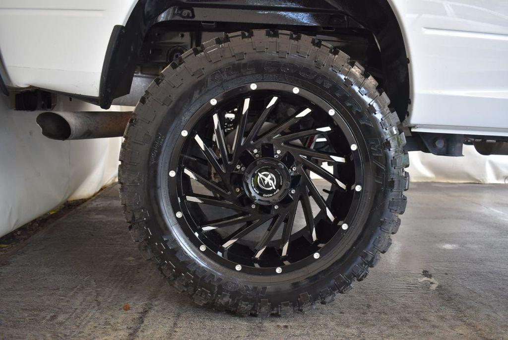 "2016 Ram 2500 5"" Rough Country Lift Kit 22"" Custom Wheels - 18171093 - 9"