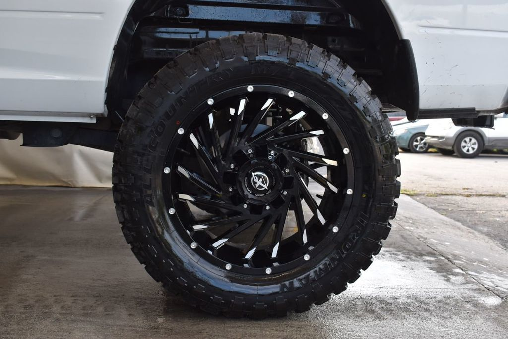 "2016 Ram 2500 5"" Rough Country Lift Kit 22"" Custom Wheels - 18171093 - 6"