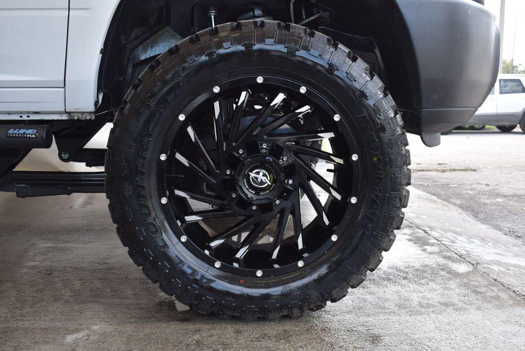 "2016 Ram 2500 5"" Rough Country Lift Kit 22"" Custom Wheels - 18171093 - 8"