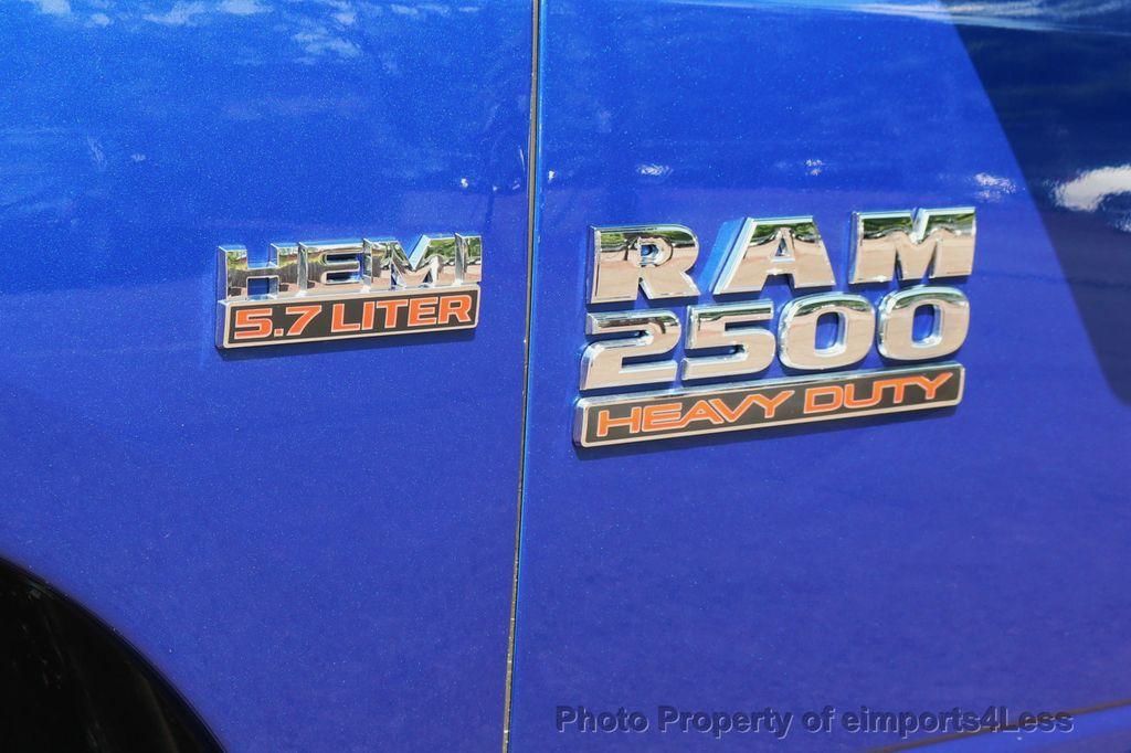 2016 Ram 2500 CERTIFIED RAM 2500 5.7L HEMI V8 CREW CAB 4X4  - 17882364 - 55