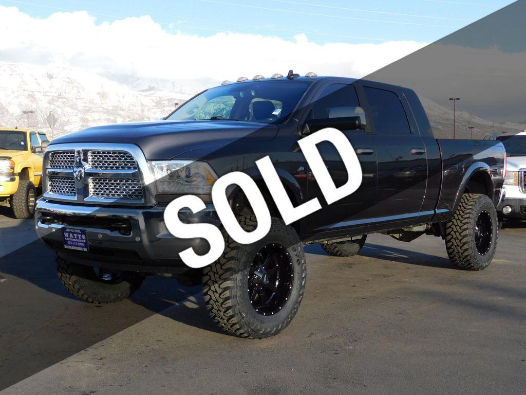 2016 Ram 2500 >> 2016 Used Ram 2500 Laramie At Watts Automotive Serving Salt Lake City Provo Ut Iid 19592323